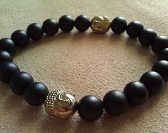 Yoga meditation bracelet