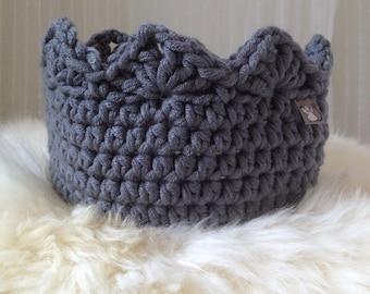 Birthday Crown,Crochet Crown,Children's Crown,Handmade Crown,Princess Crown,Prince Crown,Pretend Play Crown,Royal Crown