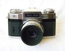 Zeiss Ikon Contaflex Super BC Camera