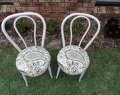 pair of custom upholstered bentwood chairs armchairs dining chairs accent chair