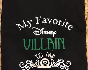 My Favorite Disney Villain