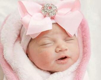 beautiful newborn hat, baby