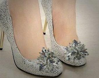 Cinderella Shoes--2015--Sparkling wedding shoes-cosplay-disneybound