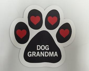 I Love My Granddog Etsy