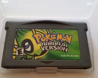 Pokemon Naranja Version
