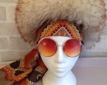 Aghan/ Sheepskin Hat