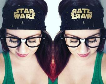 Star Wars Intro Headband
