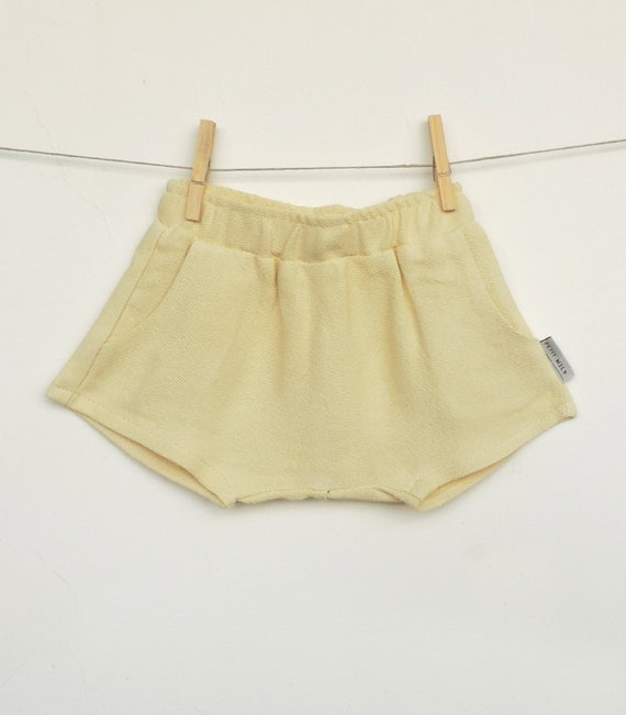 Toddlers Shorts, Girls Shorts, Boys Shorts, Baby Shorts, Yellow Shorts, Hipster Toddler Clothing, Summer Clothes Toddlers, Trendy Toddlers