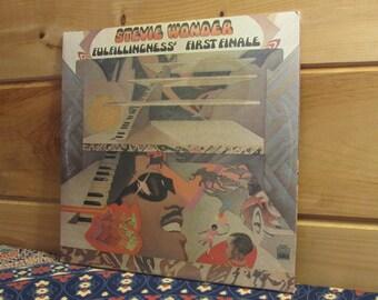 Stevie Wonder - Fulfillingness' First Finale - 33 1/3 Vinyl Record