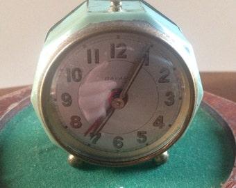 Barnard travel clock
