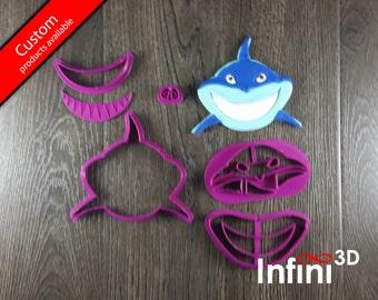 Shark Deluxe Cookie Cutter