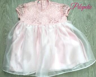 Elegant sleeveless Dress for kids