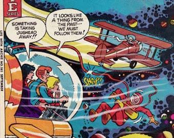 75% SALE 1977 Archie Comic Book..Archie Comics..Archie Series..Vintage Comic Book..70's Comic Book..Life with Archie #185