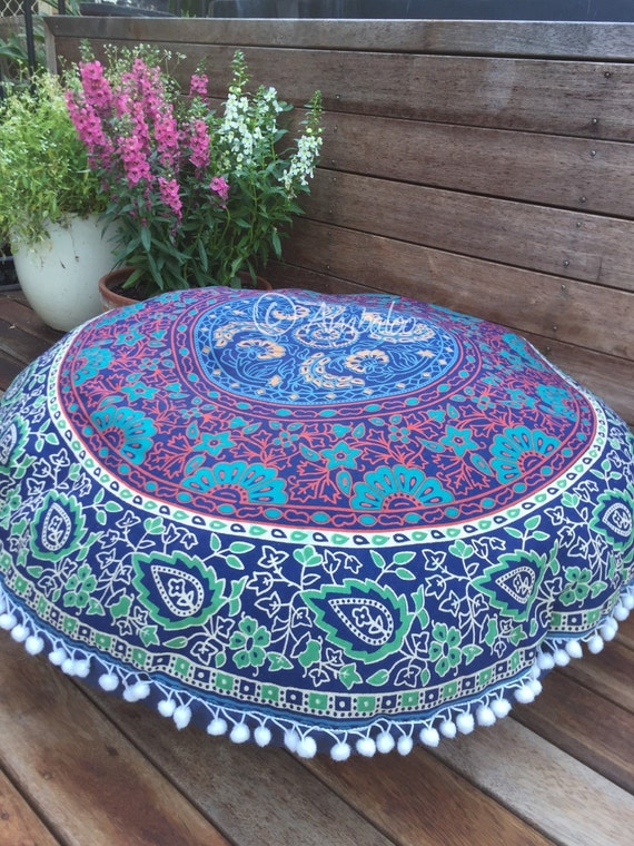 Floor Cushion Cover