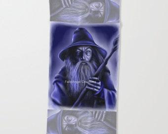The Hobbit Gandalf Beach Towel, Bath Towel, and Hand Towel! You Choose!