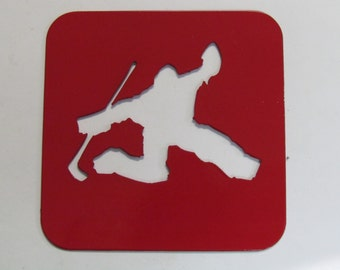 Goalie Coaster