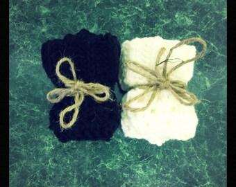 Children's Crochet Boot Cuffs