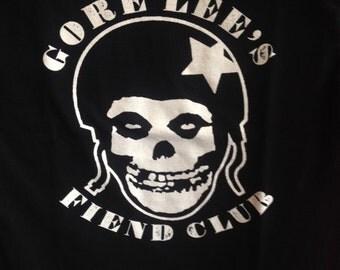 GoreLee's Fiend Club Fan Shirts!!