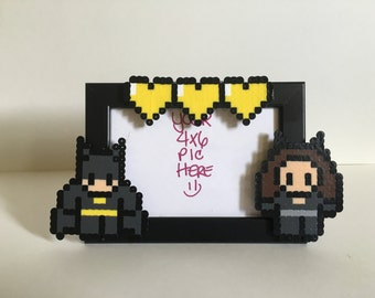 batman and catwoman picture frame batman picture frame picture frame nerdy couple superhero picture frame couples picture frame