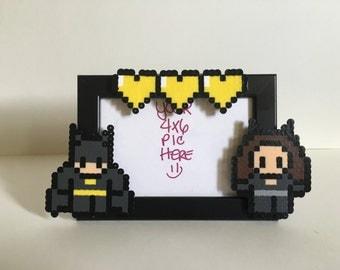batman and catwoman picture frame batman picture frame picture frame nerdy couple superhero picture frame couples picture frame