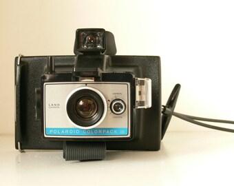 Polaroid Colourpack iii(3) Land Camera Retro Camera