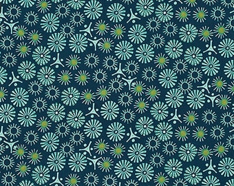 Victoria and Albert - Godwin Collection - Starlight Pool - Price Per Yard