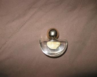Vintage empty Avon perfume bottle