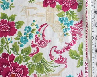 Anna Griffin Chinoiserie Fabric by the Yard CF1704-1