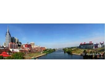 Nashville Photography- Nashville Skyline (2013)