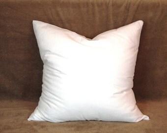 50% OFF SALE - Throw Pillow Inserts - Throw Pillow Insert - Pillow Inserts - Throw Pillows - Throw Pillows Forms - Throw Pillow Form
