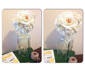 White Dream Vase