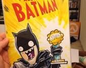 All-Star Batman #1 - sketch cover original