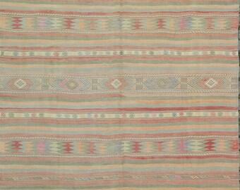 Vintage Anatolian Kilim 2.77m x 1.77m