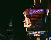 Nashville Print - Broadway