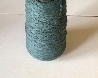 Green Weaving Yarn