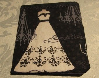 Bi Fold Wallet - Wedding Dress