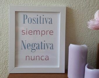 Positiva Siempre