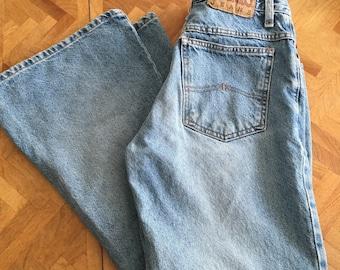 Mudd super flare jeans size 9