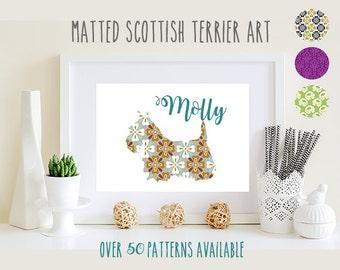 Scottish Terrier Art