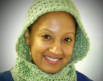 Hooded Infinity Scarf. Order yours in your favorite color today!