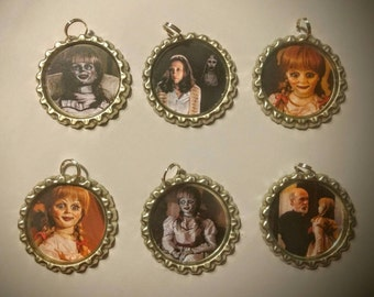 Annabelle Conjuring Necklace /Horror Gifts