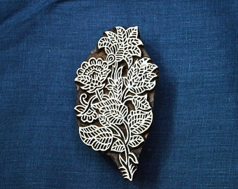 Stamp Blocks, Wooden Stamps, Block Printing Wooden Stamp, Hand Carved Indian Wood Block Textile Stamps, Textile Printing Block