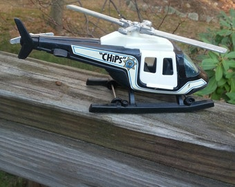 Buddy L Chips Helicopter