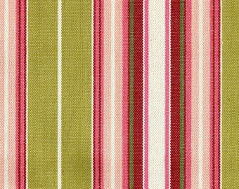 Decorative Pillow Belmont Honeydew Stripe