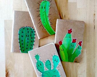 Cactus Life II A6 Notebook