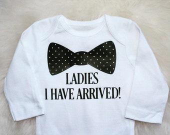Ladies, I have arrived Bodysuit