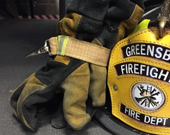 Firefighter Glove Strap - firefighter gifts