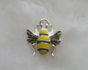 BULK Bumble Bee Charms - Package of 10