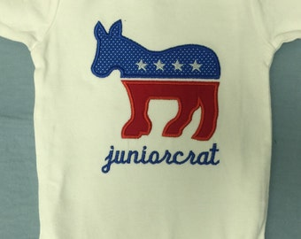 Juniorcrat Baby onesie or shirt!