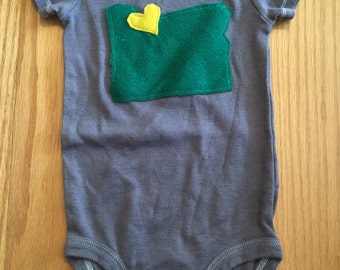 Oregon, Love your state onesie!